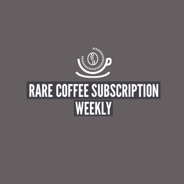 Rare-Coffee-Subscription-Weekly