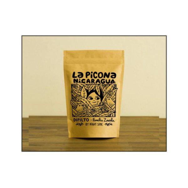 La Picona - Nicaragua - Right Side - Espresso