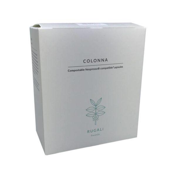 Rugali - Rwanda - Colonna Coffee - Compostable Pods