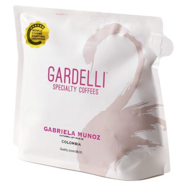 Gabriela Munoz, Caturra lot MCE-32 - Colombia - Gardelli - Filter and Espresso